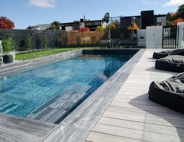 Merivale Pool Landscape