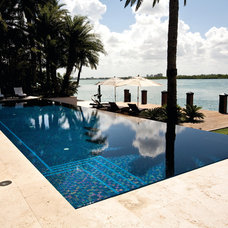 Tropical Pool by Aquatic Consultants, Inc