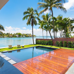 Miami Beach Water Front house
