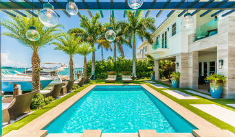 Miami, FL Modern Beach Front Retreat