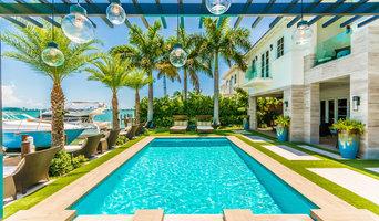 Miami, FL Modern Beach Front Retreat