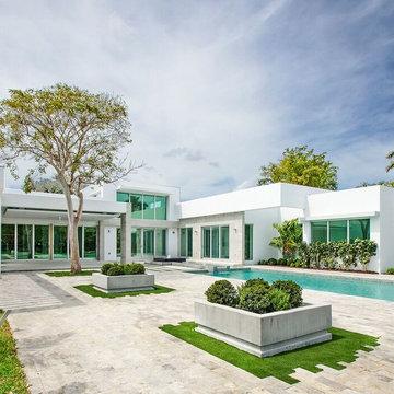 Miami, FL Modernist Luxury Home