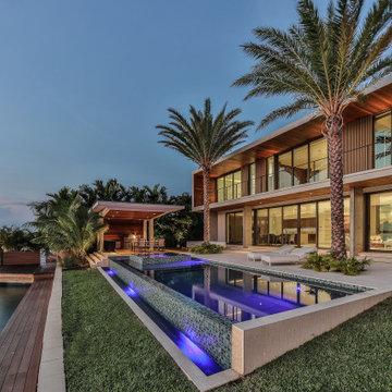 MIAMI, private villa