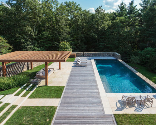 paver pool patio photos