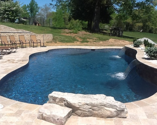 Raleigh pool design ideas remodels photos for Pool design raleigh nc