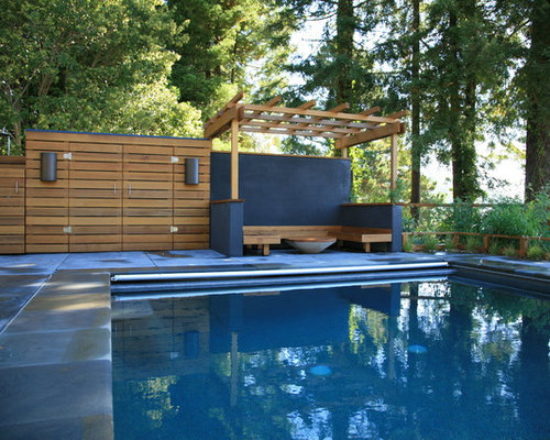 hide pool equipment home design ideas pictures remodel