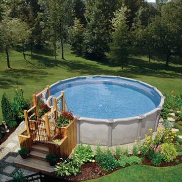 Mission Above Ground Pools