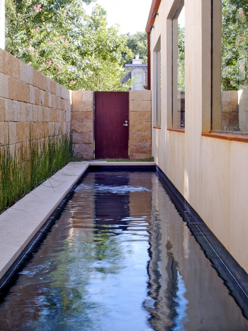 Small lap pool home design ideas pictures remodel and decor for Small lap pool designs