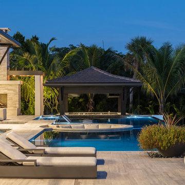 Modern Coastal Beach Home