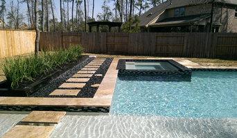 Modern-Contemporary Pool 1