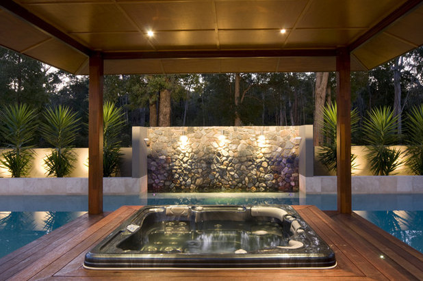 Fancy An Outdoor Spa Consider These 7 Factors Houzz