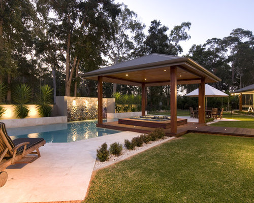 Pool Gazebo Ideas | Pool design and Pool ideas