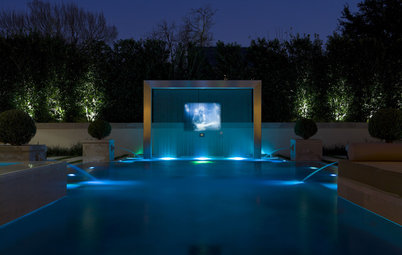 8 Pool Water Features That Venture Into Fantasy