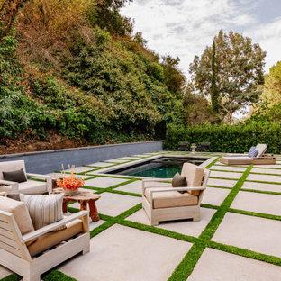 Modern Farmhouse in Beverly Hills