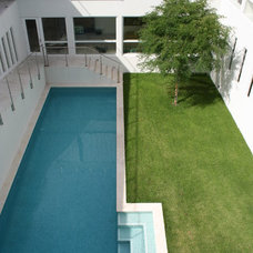 Modern Pool by Foreverpools
