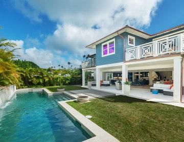 Modern Hawaiian Oasis