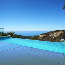 Contemporary Pool by J. Kramer Corp.