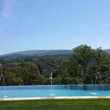 Modern Infinity Pool