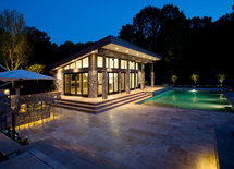 Architect for pool house