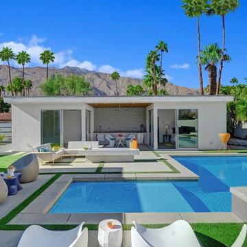Modern Luxury in Palm Springs