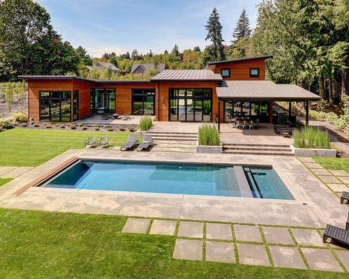 Piscine per casa come scegliere il look della tua piscina for Mini gonfiabili per casa