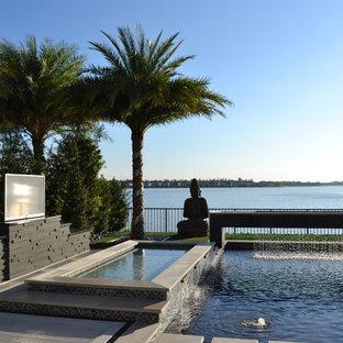 Modern Outdoor Project in Miramar Florida