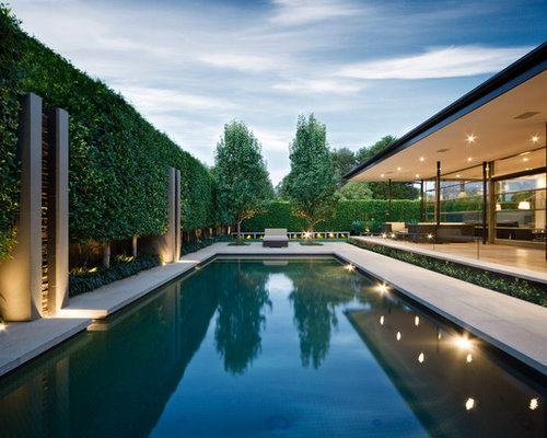 Modern Pool Design Ideas Remodels amp Photos