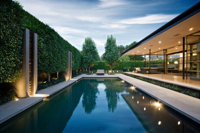Модернизм Бассейн Modern Pool