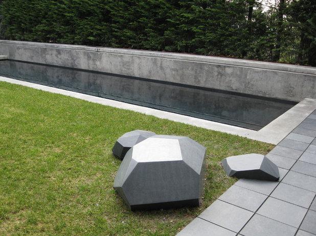 Gartenstile kurz erkl rt minimalistischer garten for Bauhaus gartenpool