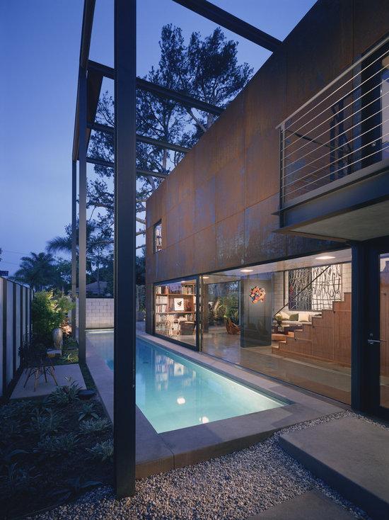 SaveEmail  Narrow Pool Designs