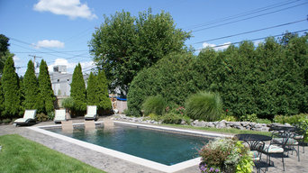 Modern Rectangle Pool