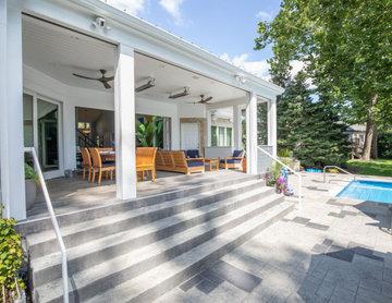 Modern Technology Enhances Indoor/Outdoor Living
