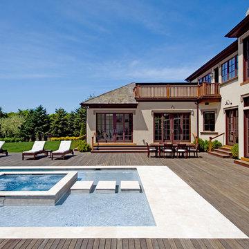 Modern Tuscan Estate