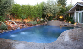 Modesto Jazzy Waterfeature Spa