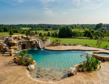 Monroe Georgia Oasis by White's Pools