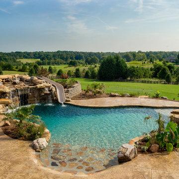 Monroe Georgia Oasis by White's Pools