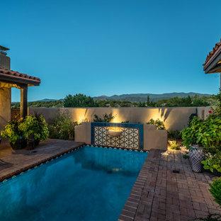 Moorish Courtyard Pool