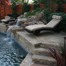 Tropical Pool by Better Landscape