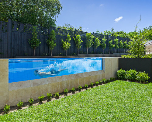 Modern Pool Design Ideas, Renovations & Photos