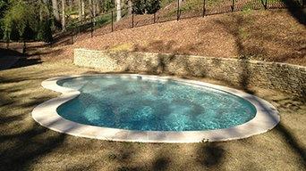 Mountain Brook, AL - Grass Pools