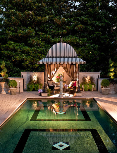 Mediterranean Pool by Agricultural Services