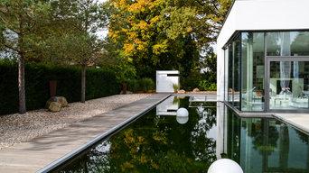 München - @gart zwei - Design Gartenhaus