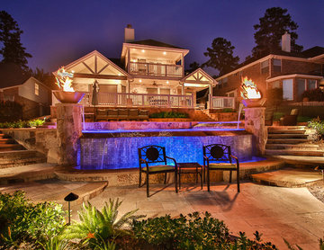 Multi Level Backyard