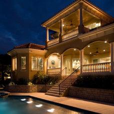 Mediterranean Pool by Murray Homes
