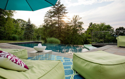 My Houzz: Serene Outdoor Sanctuary in New York