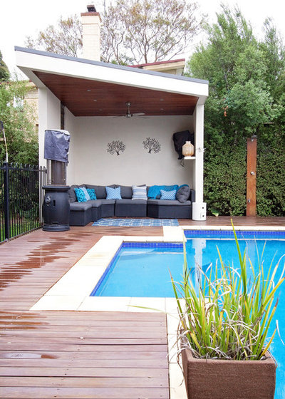 Contemporary Pool by Leanne Bertram: Photographer