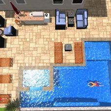 Modern Pool My pool Design