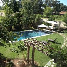 Modern Pool My vision of pool serenity