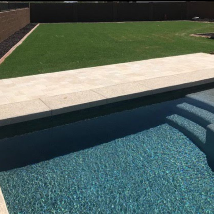 Pool Hardscaping