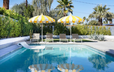 My Houzz: Photos Set the Tone for a Palm Springs Midcentury Home
